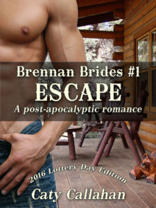 Brennan Brides #1: Escape by Caty Callahan