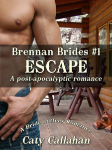 Brennan Brides 1: Escape by Caty Callahan | Buy Now