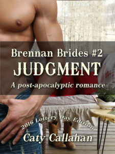 Brennan Brides #2: Judgment by Caty Callahan