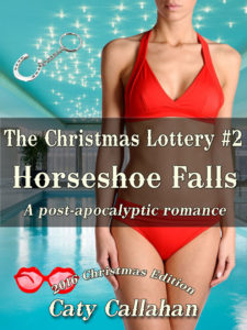 The Christmas Lottery #2: Horseshoe Falls by Caty Callahan