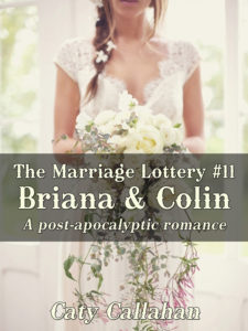 The Marriage Lottery #11: Briana and Colin by Caty Callahan